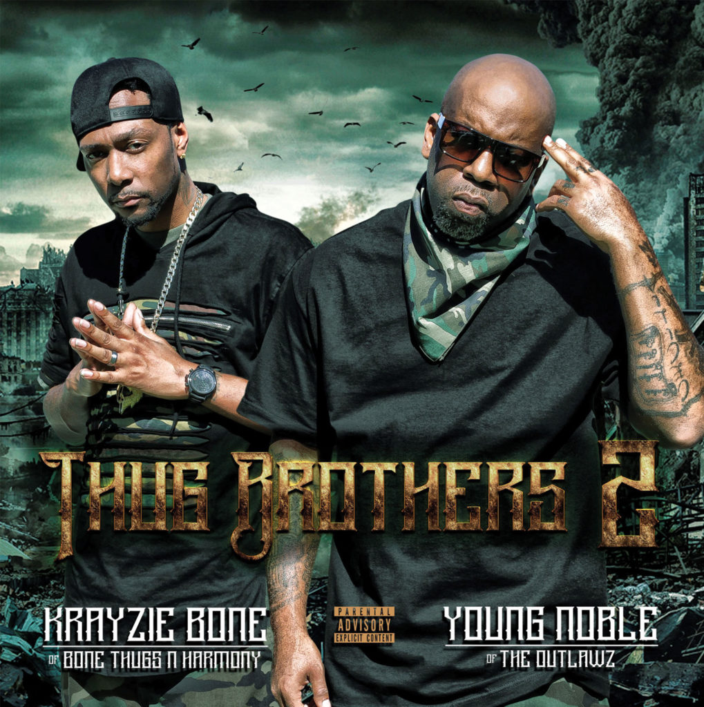 Bone Thugs-n-Harmony & Outlawz - Thug Brothers 2