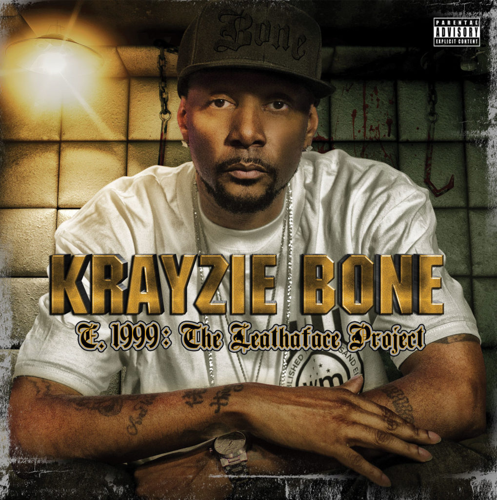 Krayzie-Bone---E.1999--The-Leathaface-Project